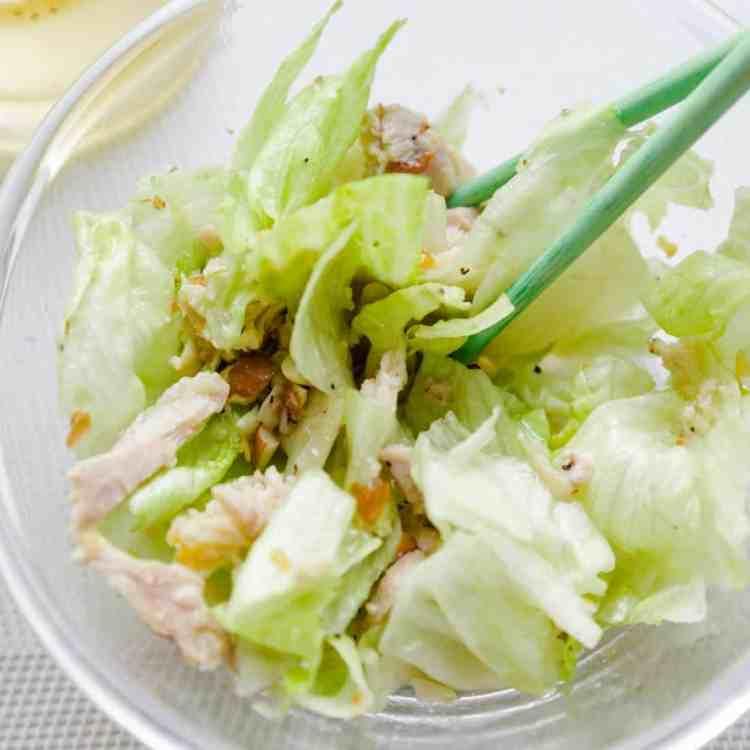 keto Chinese Chicken Salad pic