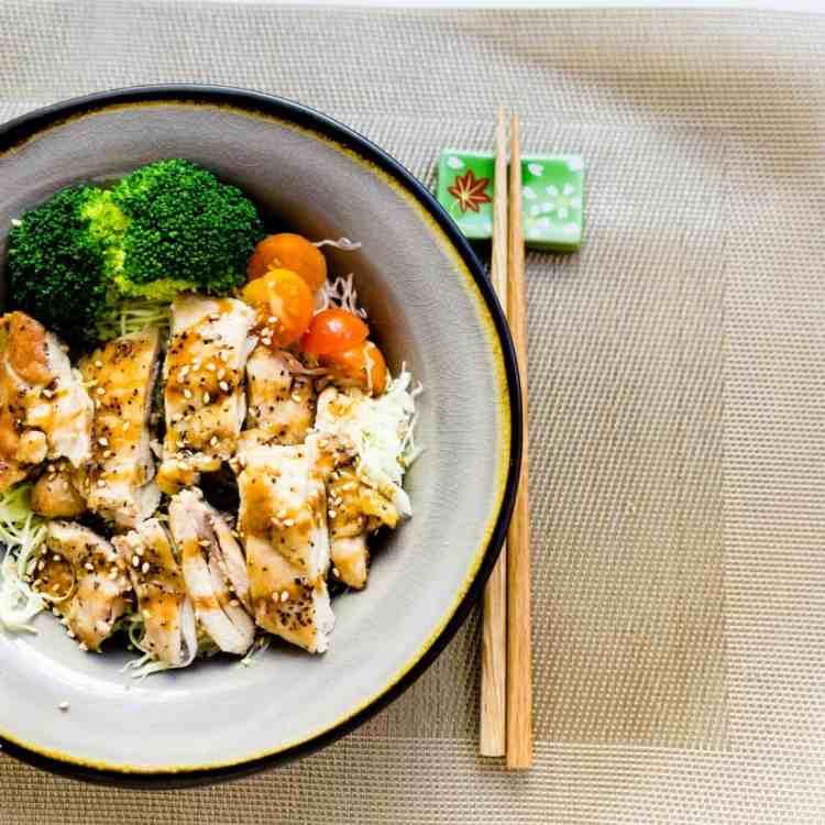 Top 5 Chicken Teriyaki