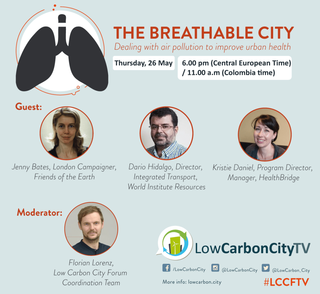 The Breathable City!  HangOut