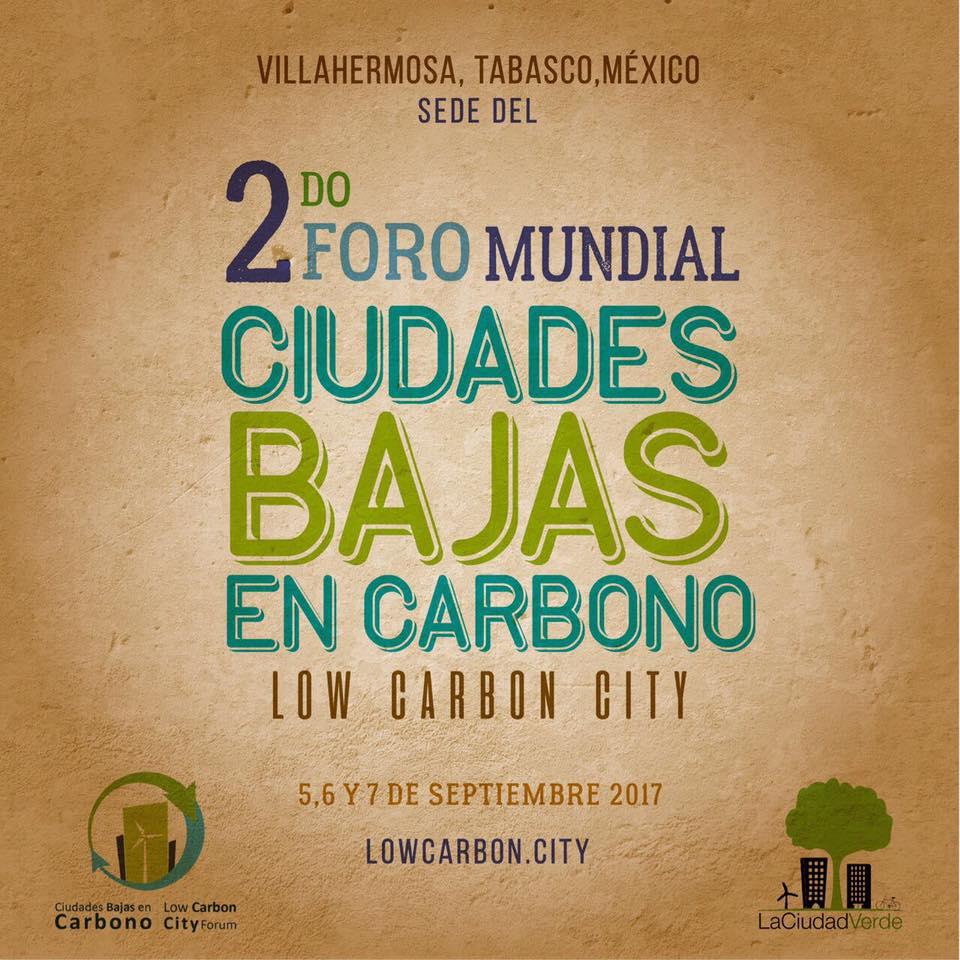 New Forum Announcement Villahermosa, México.
