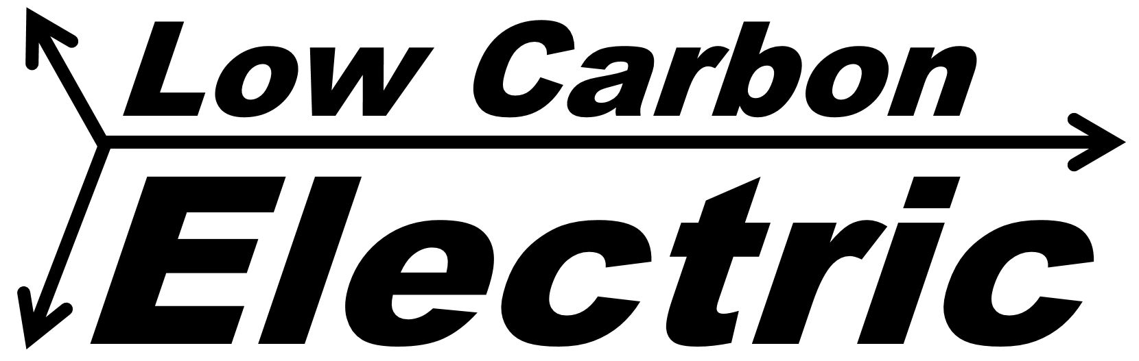 Low Carbon Electric Logo
