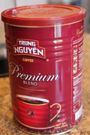 ground vietnamese coffee