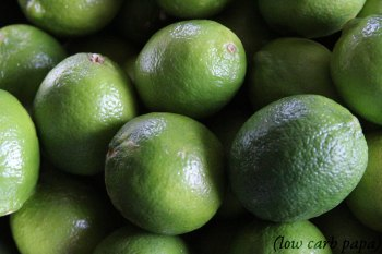 limes for keto restaurant style margaritas