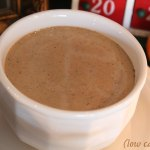 Keto Mexican Coffee Eggnog