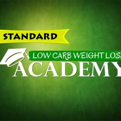 Standard Low Carb Weight Loss Plan
