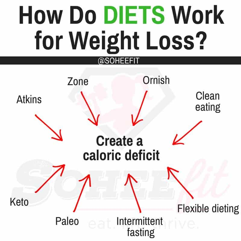 Calories In Calories Out – Revisited Again