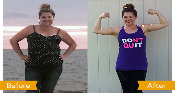 She Lost 50 Pounds In Just 6 Weeks Only By Doing This Every Night Before Going To Bed
