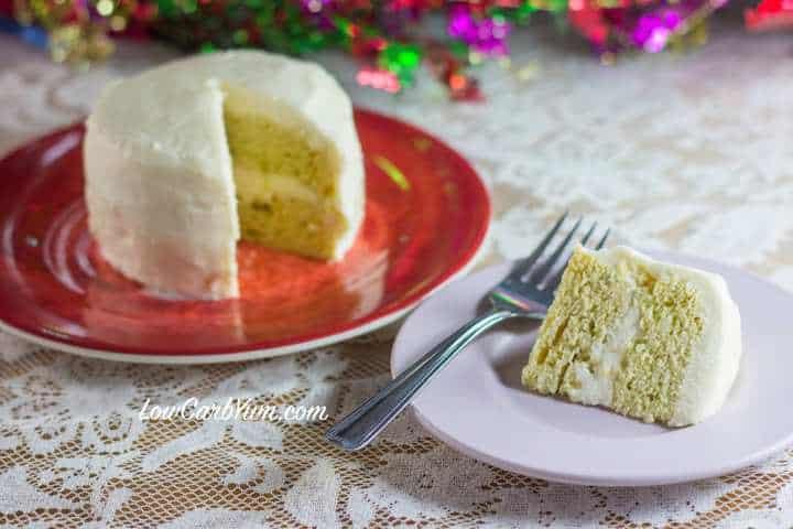 Low Carb Recipe Cake