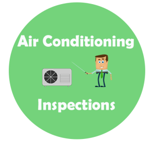 Air conditioning inspections, air conditioning