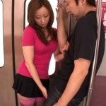 電車内で痴女OLにおっぱい押し付けられてチンコ握られてドクドク射精しました