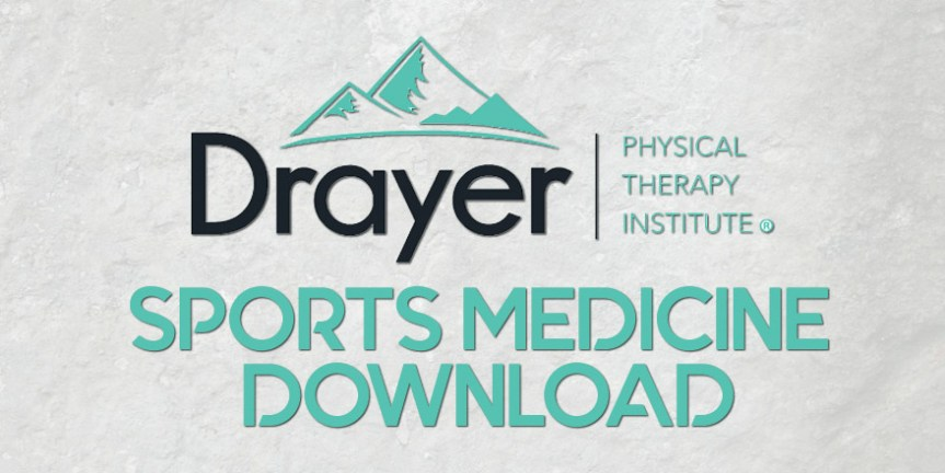 Drayer Download: Make Sure You're Marathon Ready