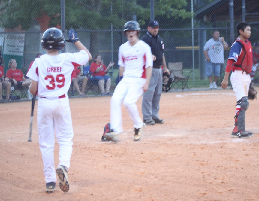 Beaufort County All-Stars Keep Up Hot Hitting At Dixie Boys WS