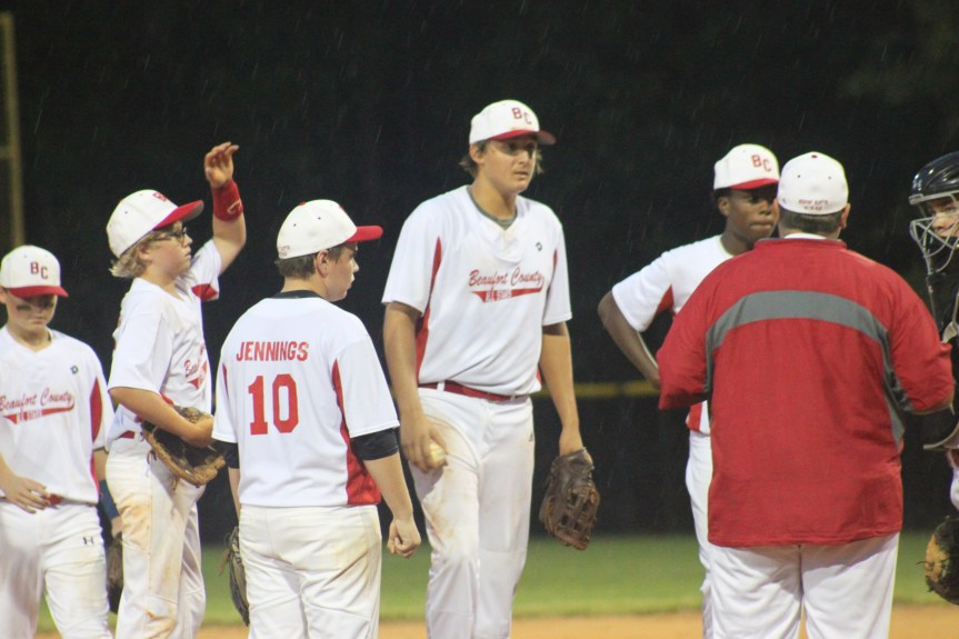 Big Inning Dooms Beaufort County All-Stars In First Loss At Dixie Boys WS
