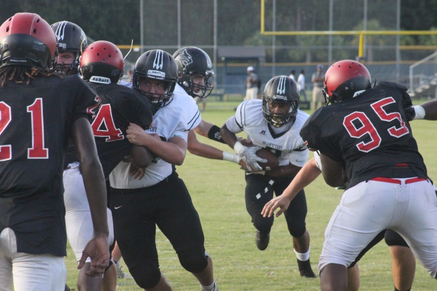 Five Things I Think I Know: Region 8-3A Scrimmage Edition