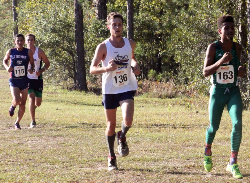 USCB Cross Country Hits The Trail Saturday In Columbia