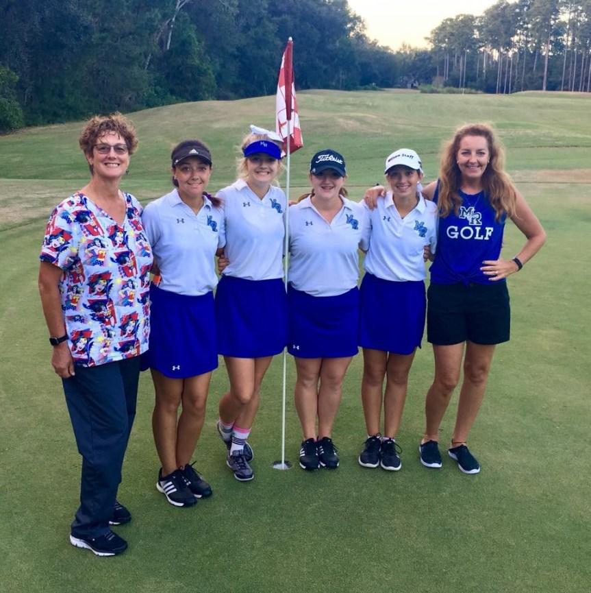 HS Golf: Sharks Top Bobcats For Region Crown