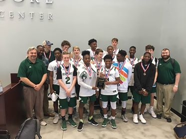 Basketball: Hustle 9th Graders Win USBA State Title