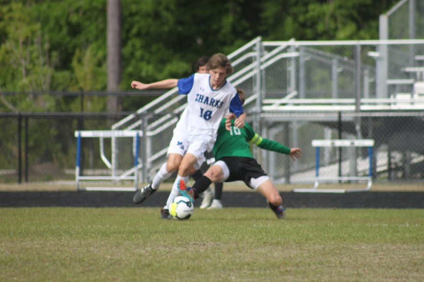 HS Soccer: Sharks' Season Ends With Tough Loss To Bishops