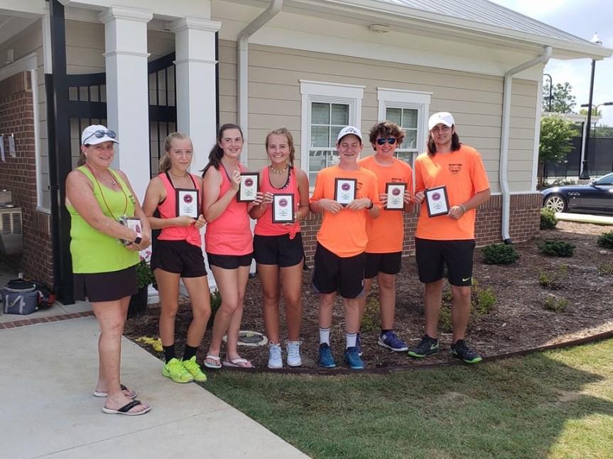 Bluffton Badkatz Win Junior Team Tennis State Championship