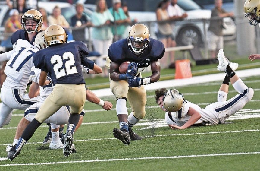 HSFB Preview: JPII Moving Up, Hoping To Keep Moving Forward