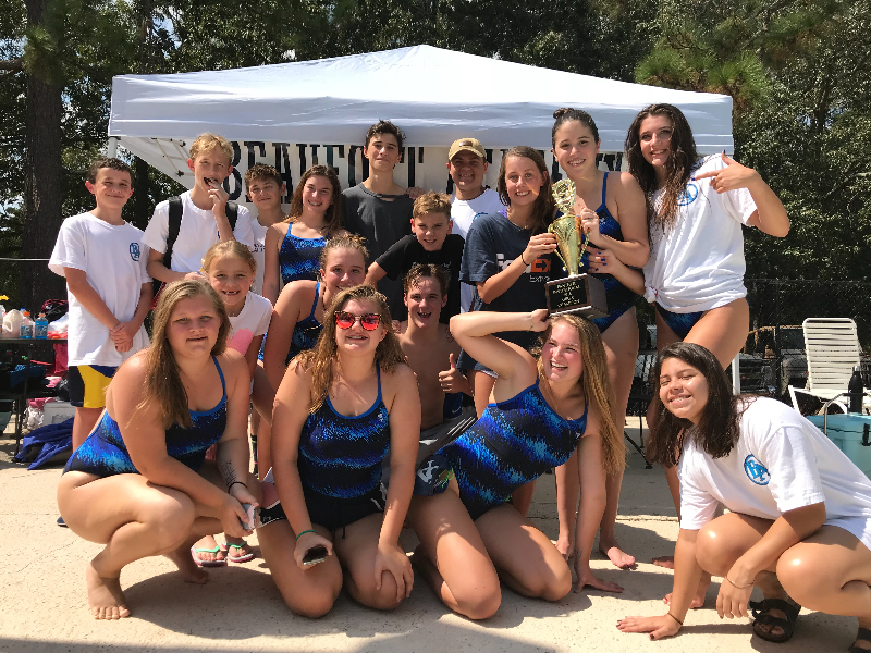 HS Swimming: BA Girls 1st, Boys 3rd At Mead Hall