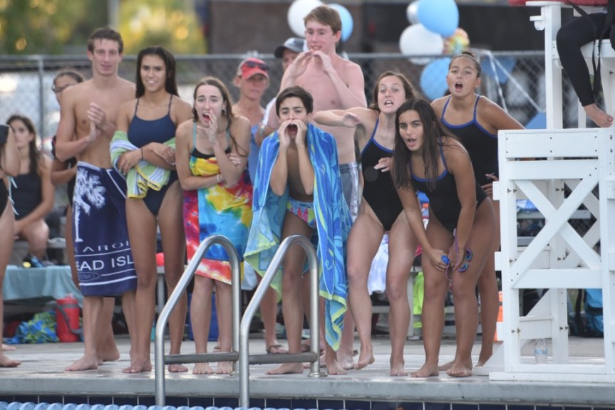 HS Swimming: Seahawks Sweep Region 7-4A Titles