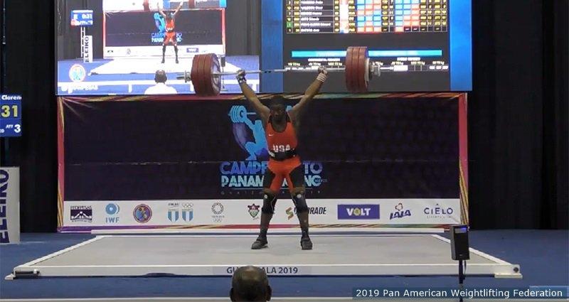 CJ Cummings Sets 15 Records At Pan-American Championships