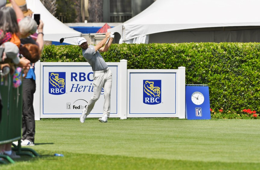 RBC Heritage Notebook: A Closer Look At The Field