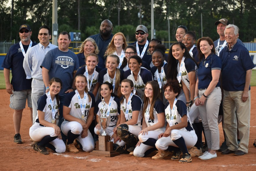 STATE CHAMPS! Battery Creek Claims First Softball Title