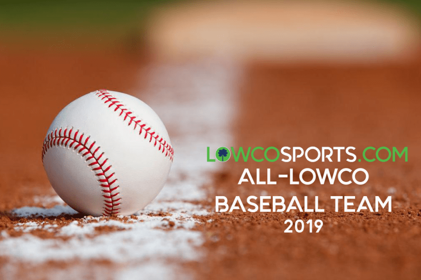 HHP's Wells, MR's Patterson Take Top All-Lowco Baseball Honors