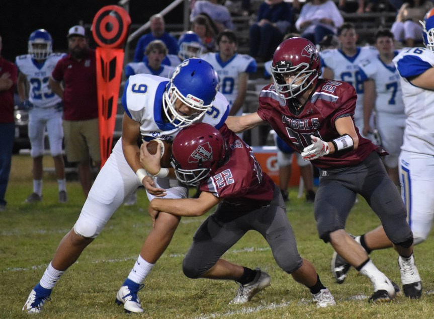 HSFB: Rebels ready for rematch, title defense