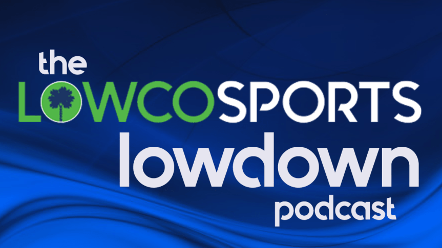 The LowcoSports Lowdown podcast is coming next week!
