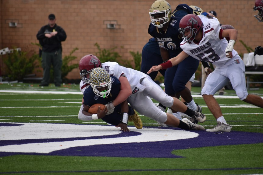 Rebels' defense rises to the challenge