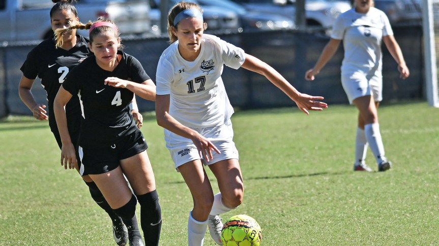 USCB soccer star Gignilliat receives NAIA All-America honorable mention