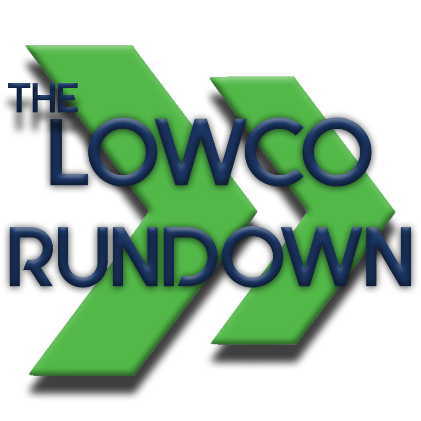 📹 Introducing the Lowco Rundown hosted by Carlo Perruzza