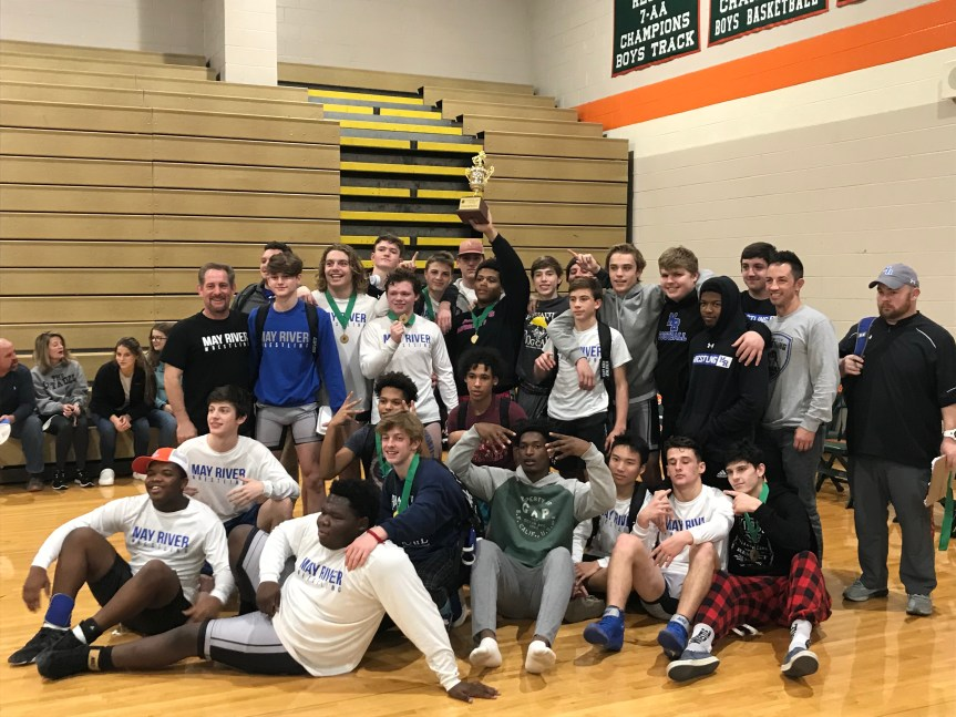 HSWR: May River claims Timberland Duals title