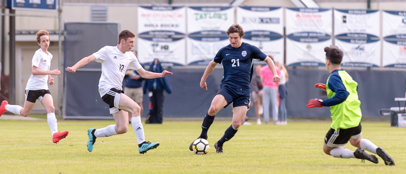 BSOC: Hat trick for Peduzzi leads HHCA past Lions (+ 📷 GALLERY)
