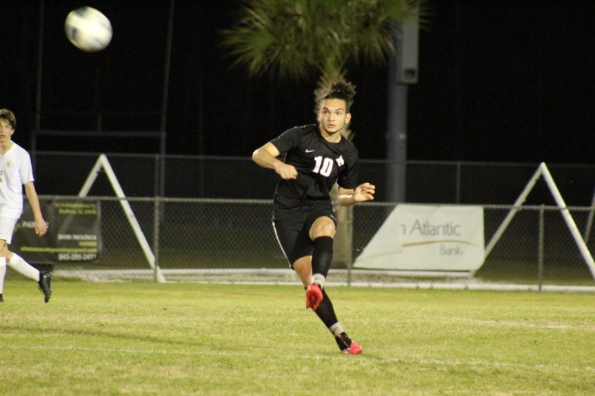 Senior Student-Athlete Spotlight: Uriel Zarracan, Bluffton boys soccer