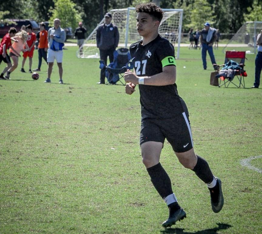 Senior Student-Athlete Spotlight: Gabriel-Hugo Guadagno, Bluffton boys soccer
