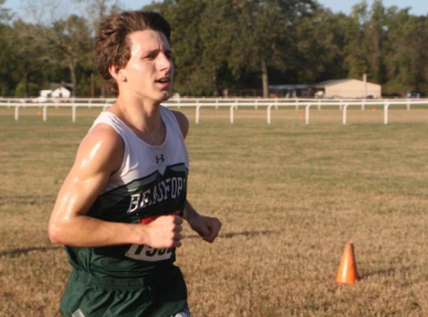 Senior Student-Athlete Spotlight: Maxwell Davis, BHS track & field