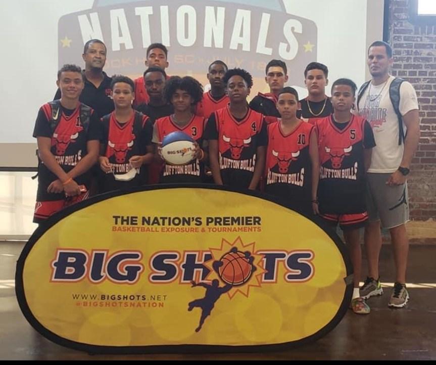 AAU HOOPS: Bluffton Bulls 14U boys win pool at Big Shots Nationals