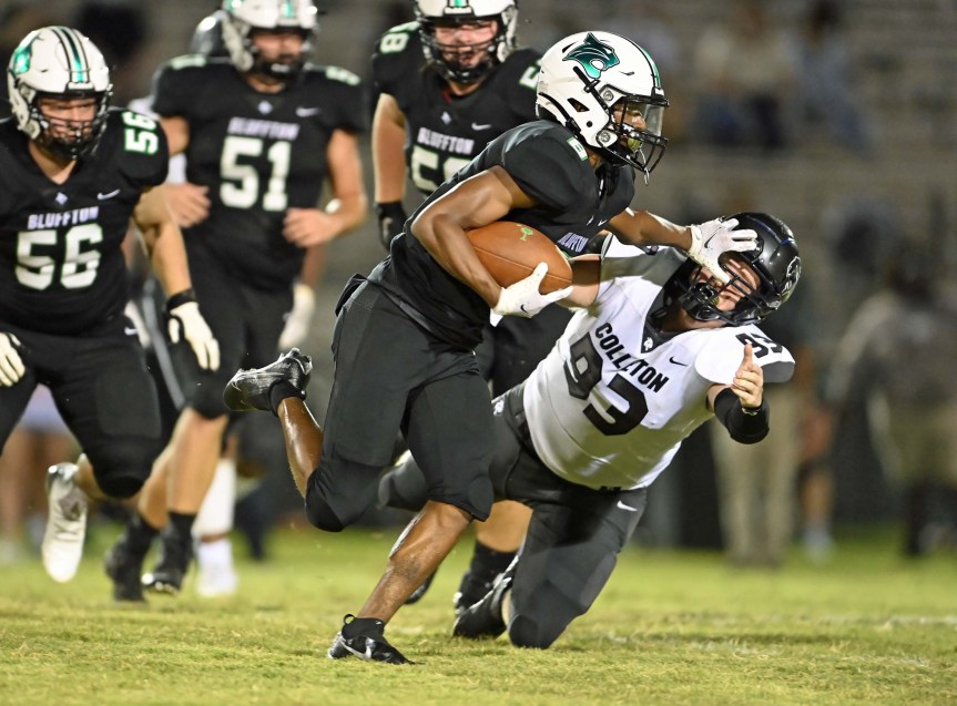 HSFB: Bobcats can't keep up with Cougars