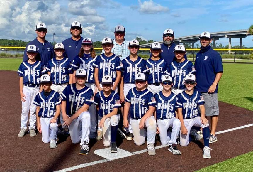 YOUTH BASEBALL: 12U Waves 2nd at Shipyard; 3 local teams grab hardware in Ellabell
