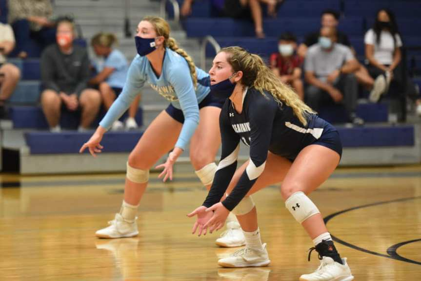 HSVB: Seahawks sweep Bengals, clinch region crown