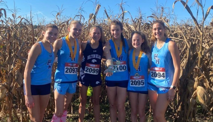 HSXC: BHS boys, HHIHS girls lead local state qualifiers