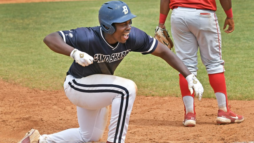 BSB: Sand Sharks rally late to knock off No. 2 Southeastern in series finale