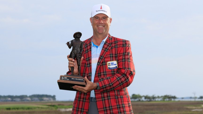 RBC HERITAGE: Cink sails to third tartan jacket 17 years after last win at Harbour Town