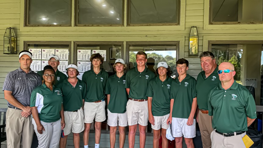 HS GOLF: Bruns finishes 2nd, Eagles 3rd in Class 4A state meet