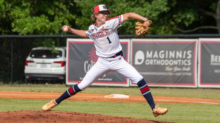 HS BSB: Dolphins keep season alive with thrilling win in extras