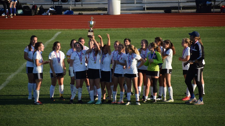HS GSOC: Mighty Lions rally in second half for second straight SCISA 1A title